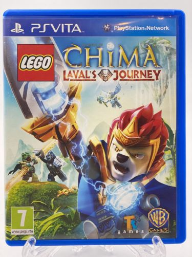LEGO Legends of Chima Laval's Journey (Playstation Vita)